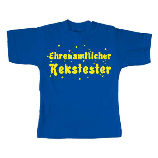 Ehrenamtlicher Kekstester  - Lustiges T-Shirt