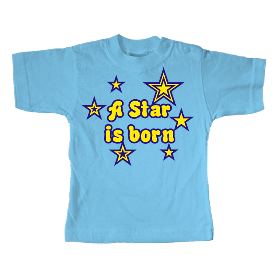 A Star is Born  - Lustiges T-Shirt