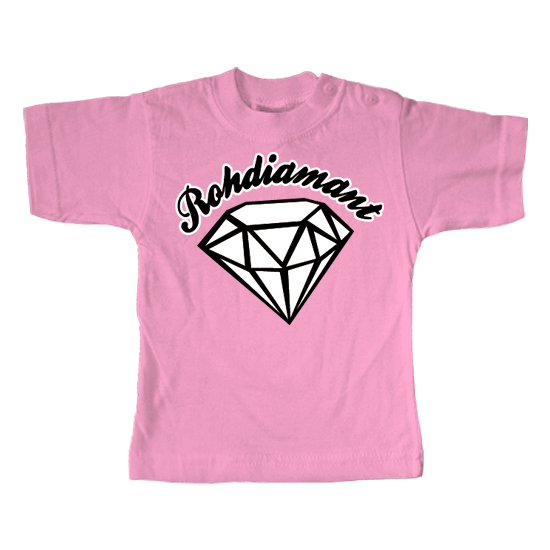 Rohdiamant  - Lustiges T-Shirt