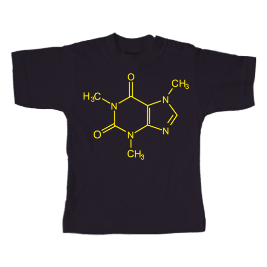 Coffein Geek  - Lustiges T-Shirt