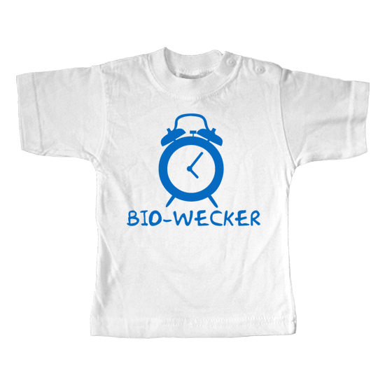 Bio-Wecker  - Lustiges T-Shirt