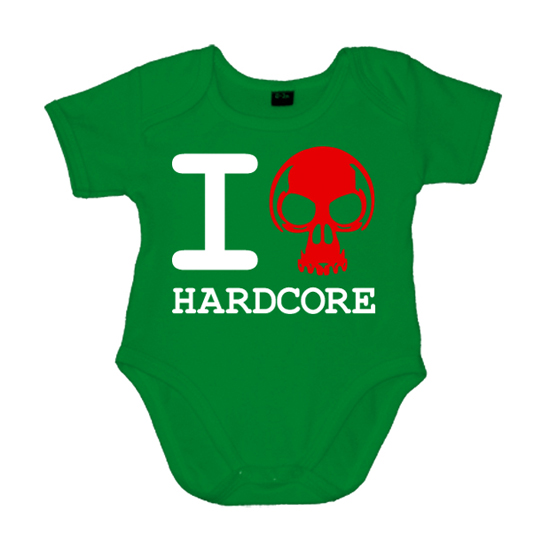 I Love Hardcore  - Lustiger Babybody